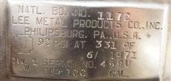 Image 100 Gallon Steam Tilt Kettle 1444687