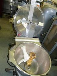 Image 30 Qt. HOBART HCM300 Vertical Cutter Mixer 1445296