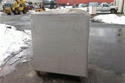 Image 46in GLATT WURSTER Fluid Bed Dryer / Coater 1445460