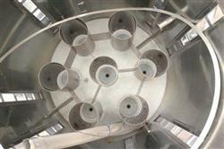 Image 46in GLATT WURSTER Fluid Bed Dryer / Coater 1445470