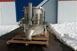 Image 46in GLATT WURSTER Fluid Bed Dryer / Coater 1445471
