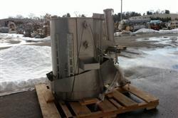 Image 46in GLATT WURSTER Fluid Bed Dryer / Coater 1445474