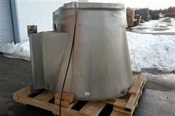 Image 46in GLATT WURSTER Fluid Bed Dryer / Coater 1445478