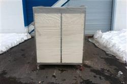 Image 46in GLATT WURSTER Fluid Bed Dryer / Coater 1445461