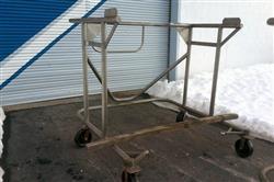 Image 46in GLATT WURSTER Fluid Bed Dryer / Coater 1445480