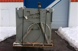 Image 46in GLATT WURSTER Fluid Bed Dryer / Coater 1445482