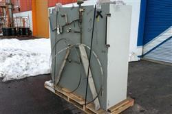 Image 46in GLATT WURSTER Fluid Bed Dryer / Coater 1445483