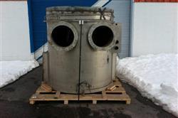 Image 46in GLATT WURSTER Fluid Bed Dryer / Coater 1445486