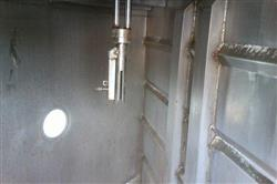 Image 46in GLATT WURSTER Fluid Bed Dryer / Coater 1445487