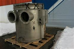 Image 46in GLATT WURSTER Fluid Bed Dryer / Coater 1445489