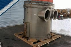 Image 46in GLATT WURSTER Fluid Bed Dryer / Coater 1445490