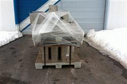 Image 46in GLATT WURSTER Fluid Bed Dryer / Coater 1445494