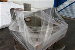 Image 46in GLATT WURSTER Fluid Bed Dryer / Coater 1445495