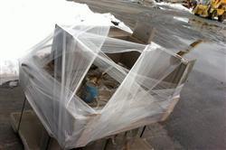 Image 46in GLATT WURSTER Fluid Bed Dryer / Coater 1445497