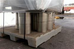 Image 46in GLATT WURSTER Fluid Bed Dryer / Coater 1445498