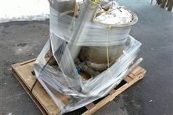 Image 46in GLATT WURSTER Fluid Bed Dryer / Coater 1445510
