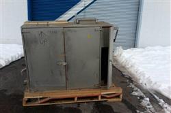 Image 46in GLATT WURSTER Fluid Bed Dryer / Coater 1445511