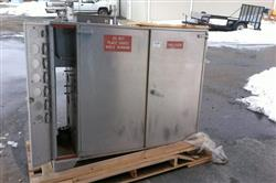 Image 46in GLATT WURSTER Fluid Bed Dryer / Coater 1445512