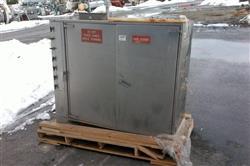 Image 46in GLATT WURSTER Fluid Bed Dryer / Coater 1445513