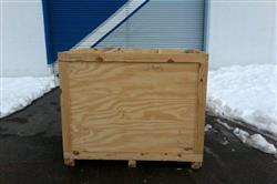 Image 46in GLATT WURSTER Fluid Bed Dryer / Coater 1445520