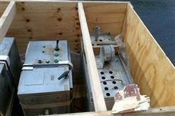 Image 46in GLATT WURSTER Fluid Bed Dryer / Coater 1445525