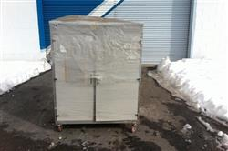 Image 46in GLATT WURSTER Fluid Bed Dryer / Coater 1445534