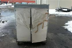Image 46in GLATT WURSTER Fluid Bed Dryer / Coater 1445535