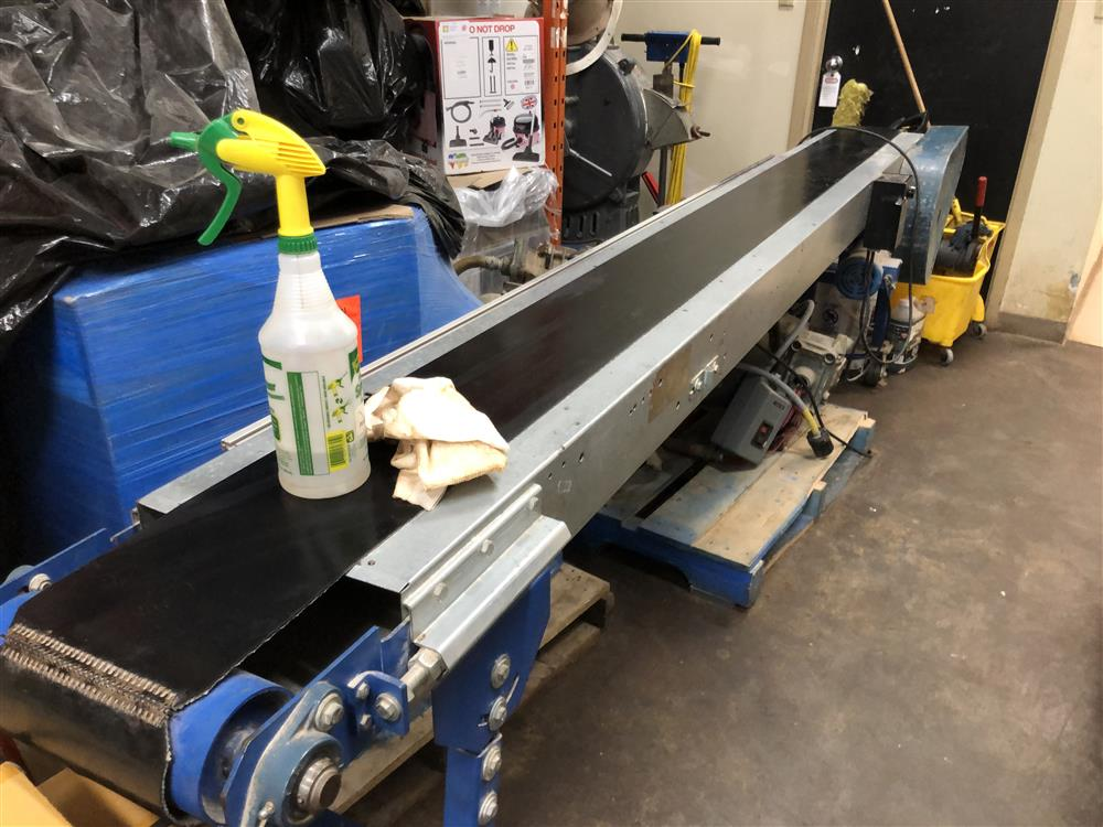 Image 18 in x 16 ft Belt Conveyor  1445876