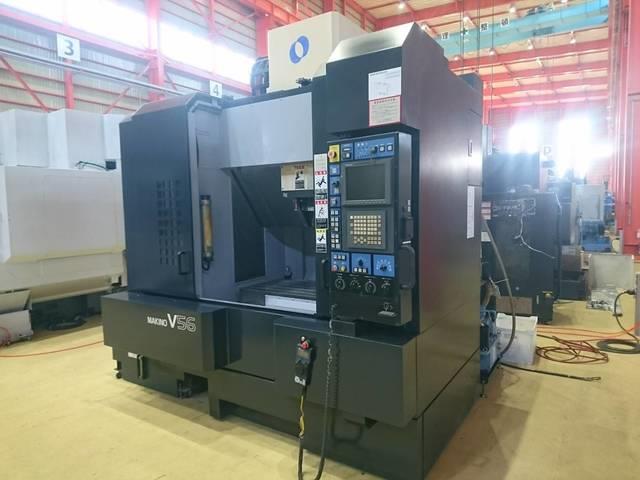 Image MAKINO V56 Milling Machine 1445960