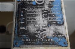 Image UNIVERSAL MUBEA Iron Worker 1446040