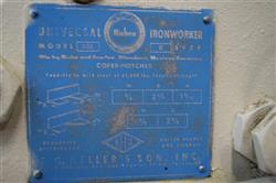 Image UNIVERSAL MUBEA Iron Worker 1446039