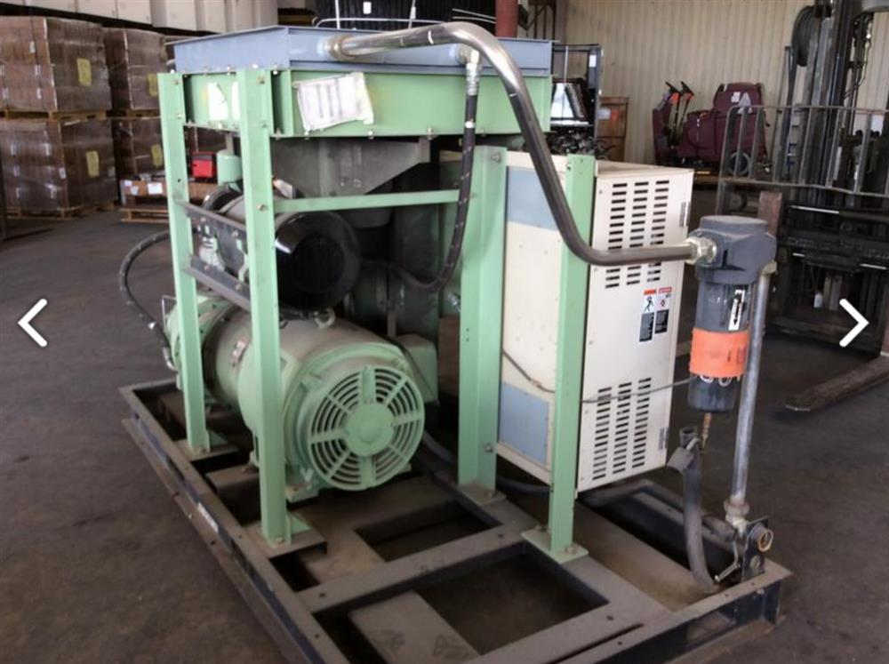 Image 75 HP SULLAIR LS-16V Air Compressor - Variable Speed 1446256
