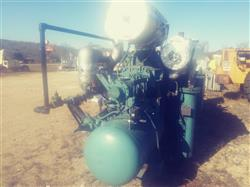 Image 250 HP FRICK TANDEN Screw Compressor 1446311