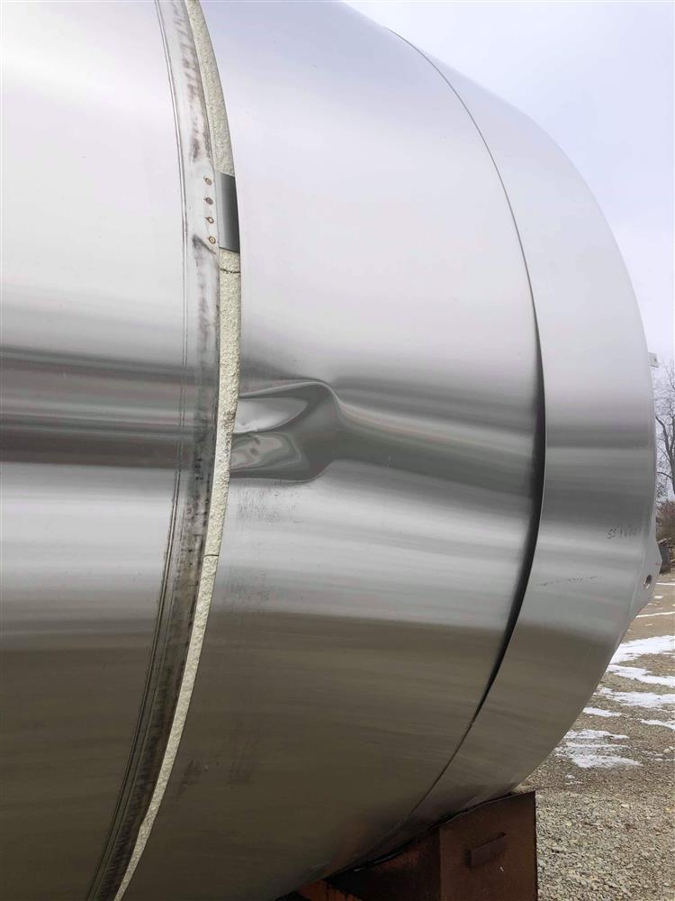 Image 40000 Gallon WALKER Silo - Stainless Steel 1446427