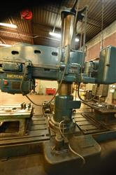 Image THE AMERICAN TOOL WORKS Hole Wizard Radial Drill Press 1446814