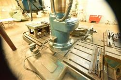 Image THE AMERICAN TOOL WORKS Hole Wizard Radial Drill Press 1446817