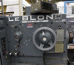 Image LEBLOND Heavy Duty Engine Lathe 1446836