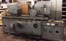 Image NAXOS-UNION Cylindrical Grinding Machine 1446943