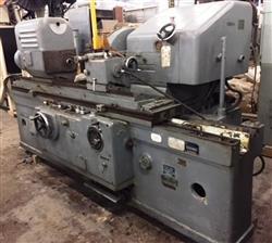 Image NAXOS-UNION Cylindrical Grinding Machine 1446944