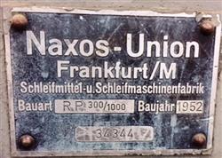 Image NAXOS-UNION Cylindrical Grinding Machine 1446946