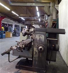 Image BRIDGEPORT Vertical Mill 1447021