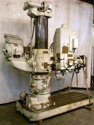 Image CINCINNATI BICKFORD Super Service Radial Arm Drill 1447039