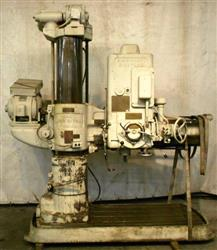 Image CINCINNATI BICKFORD Super Service Radial Arm Drill 1447028