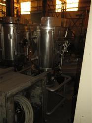 Image GLATT WSG15 Fluid Bed Dryer 1447167