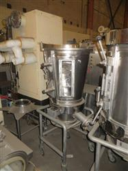 Image GLATT WSG15 Fluid Bed Dryer 1447157