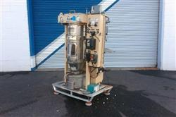 Image GLATT WSG5 Fluid Bed Dryer 1447176