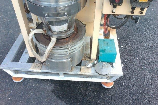 Image GLATT WSG5 Fluid Bed Dryer 1447178