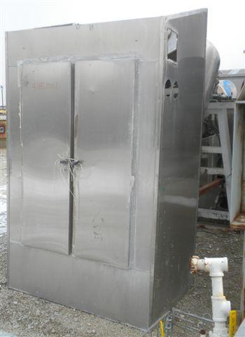 Image 20 Cu. Ft. GEMCO Twin Shell Vacuum Dryer 1447237