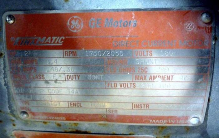 Image 20 Cu. Ft. PATTERSON KELLEY Twin Shell Solids Processor 1447265