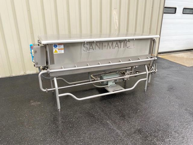 Image SANI-MATIC COP Tank with Pump and Baskets 1447295